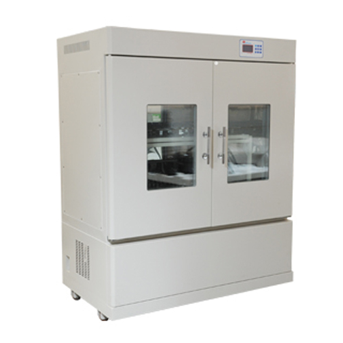 上海博迅BSD-YX3400大容量立式摇床(恒温)