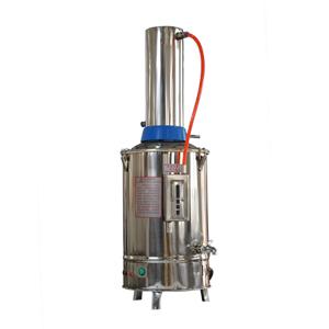 上海博迅YN-ZD-Z-10自动断水型蒸馏水器
