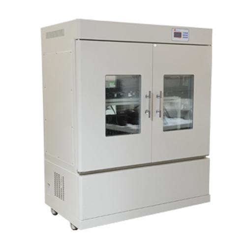 上海博迅BSD-YX1600特大容量立式摇床(恒温恒湿带制冷)