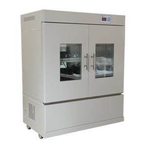 上海博迅BSD-YX2400大容量立式摇床(恒温带制冷)