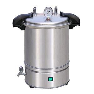 上海博迅YXQ-SG46-280S手提式电热压力蒸汽灭菌器(移位式)