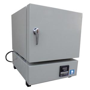 上海博迅SX2-8-10TZ陶瓷纤维智能箱式电阻炉