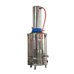上海博迅YN-ZD-20普通型蒸馏水器