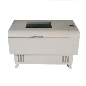 上海博迅BSD-WX2200小容量卧式摇床(恒温带制冷)